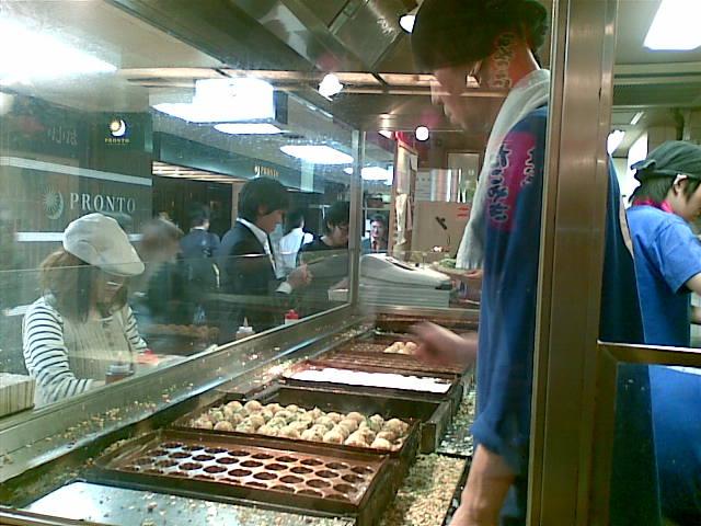 大阪の食事の締めは!