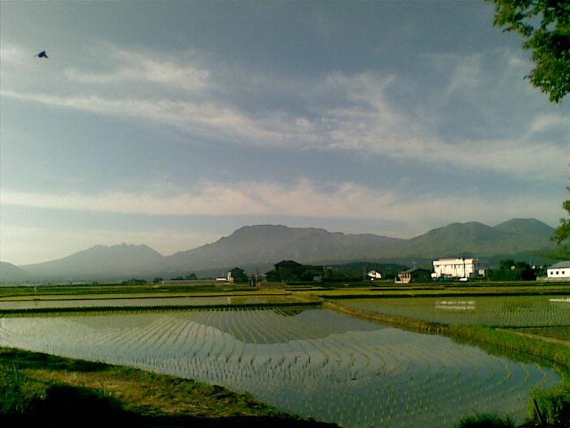 久しぶりの阿蘇山
