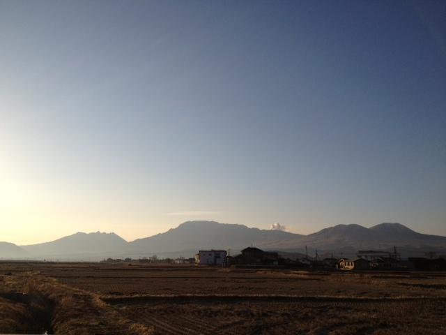 素晴らしき阿蘇山
